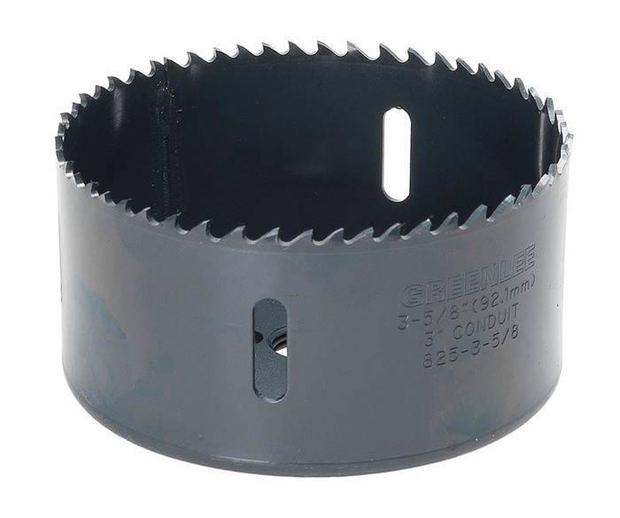 "GRE 825-3-5/8 HOLESAW,VARIABLE PITCH (3 5/8"")"