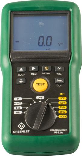 Mayer-1kV Megohmmeter/Insulation Tester-1