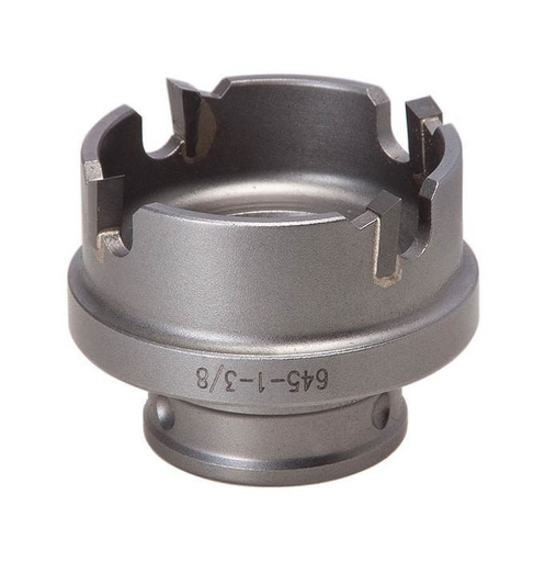 """1-3/8"""" Quick-Change Carbide-Tipped Hole Cutter"""