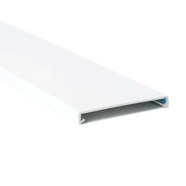 "TYN 181-92010 Duct Cover W 2.0"" PVC"