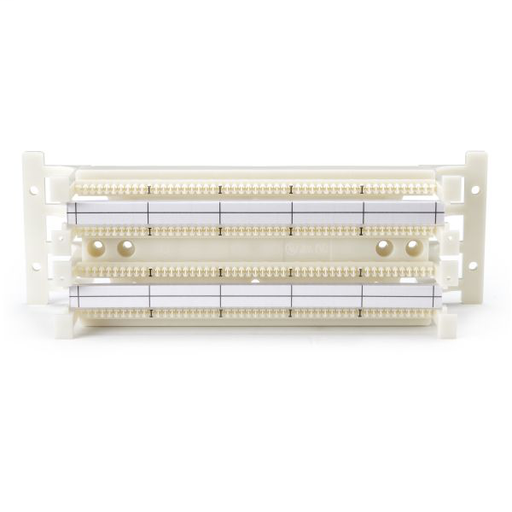 Category 5e 100 Pair 110 Wiring Block With Legs, 1/box