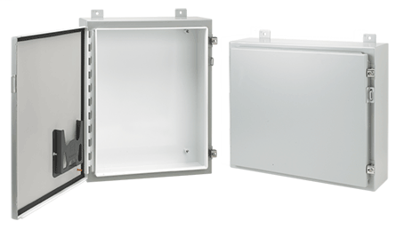 Mayer-Hoffman A242408LP NEMA12 ENCLOSURE-1