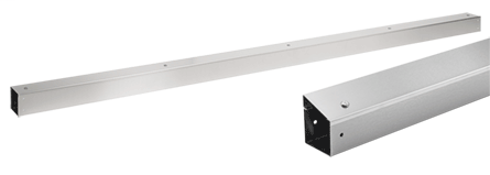 Hoffman CT33120SS 3 x 3 x 120 Inch Straight Section Cable Tray