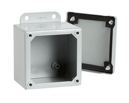 HOFF A806SC SCREW CUR JIC BOX