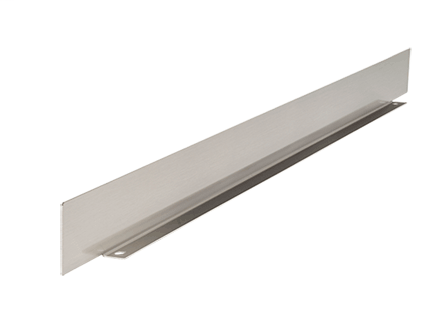 Hoffman CT44DSS 4 x 4 Inch Stainless Steel Divider Straight Section