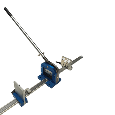 MANUAL DIN RAIL CUTTING AND PUNCHING TOOL