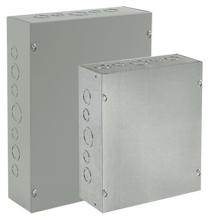 Mayer-Hoffman ASE10X10X6 NEMA1 SCR CVR BOX-1
