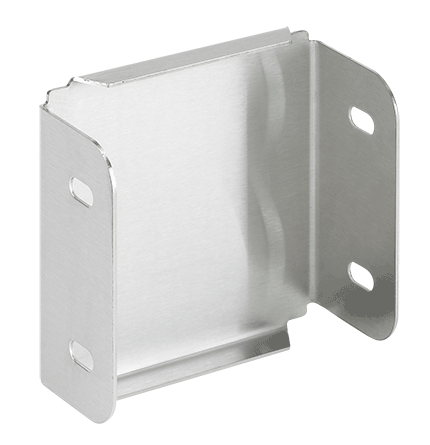 HOFF-E CT44CPSS Closure Plate 4x4