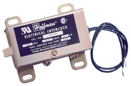 Hoffman PEK460NDH 0.25 Amp 480 Volt Steel Electrical? Interlock