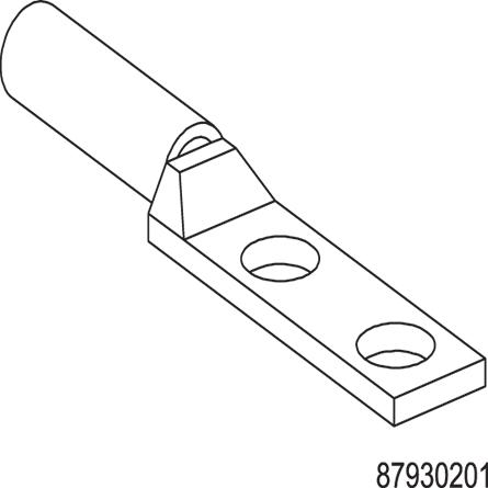 Compression Lugs - DGCL402