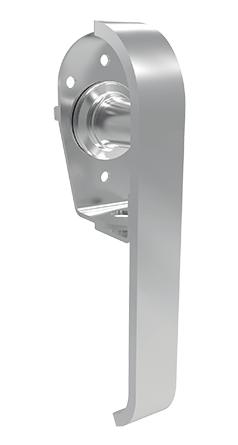 Hoffman AL36BR Clockwise/Counterclockwise Padlock Enclosure Latch Kit