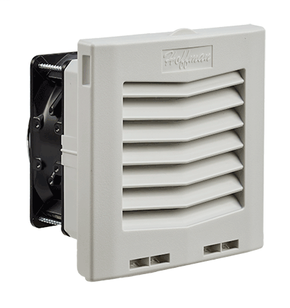 HF05 35 CFM (59 m3/hr.) Side-Mount Filter Fan - HF0516414