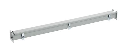 Lay-In NEMA Type 12 Wireway Straight Section - F126L48