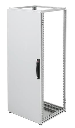 Hoffman PDS76R 23.31 x 25.16 Inch 16 Gauge Steel Solid Industrial Cabinet Door