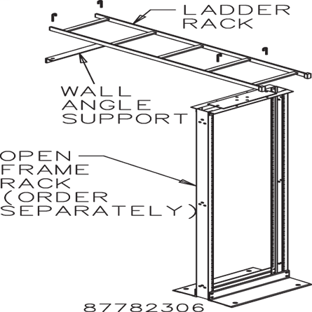 Mayer-Rack-to-Wall Kit - E45RUBKIT-1