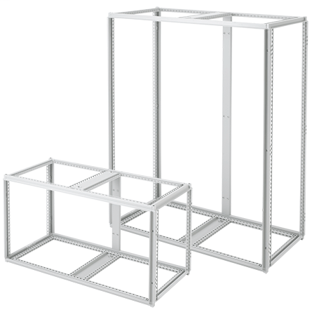 Hoffman PF20168 Double Bay? 2000 x 1600 x 800 mm Enclosure Frame