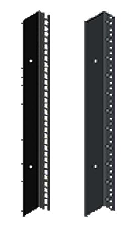 Hoffman PRA1920TPL1 Proline 19 Inch 2000 mm L Shaped Rack Angle