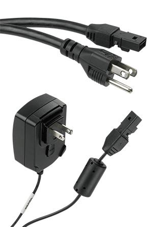 Hoffman LED24VCORD 60 Inch 24 VDC LED Light Power Cord