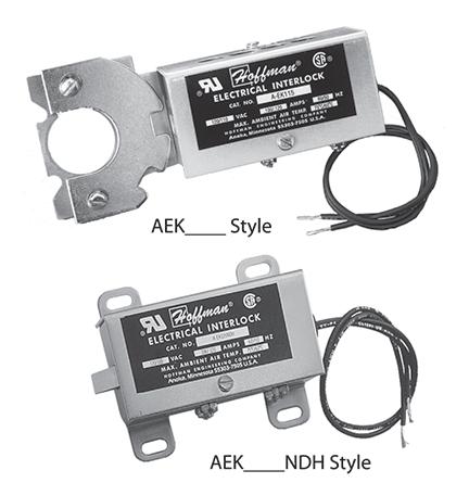 Electrical Interlocks - AEK115NDH