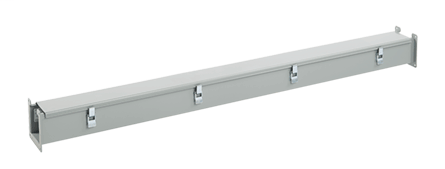 Lay-In NEMA Type 12 Wireway Straight Section - F22L60