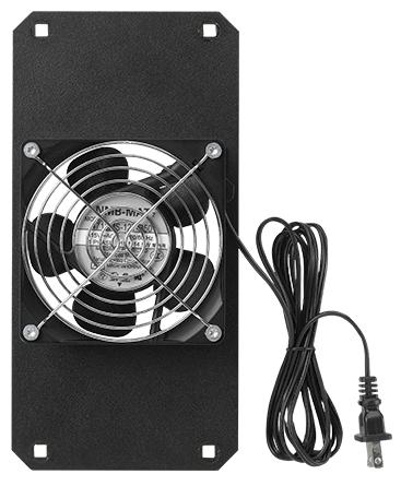 Hoffman EWMF2 115 VAC 100 CFM Large Cabinet Fan Kit