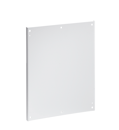 Panels for Free-Stand Type 4, 4X and 12 Single- and Dual-Access Two-Door Enclosures with Mounting Channel - A72P48F2