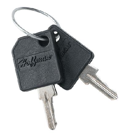 Hoffman E2233Key 2 Key Network Cabinet Key