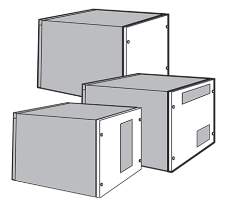Covers for Rear of Sloped Fronts - PCS76RSS