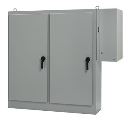 HOFF-E A72XD4018FTCLPG One Door Seq