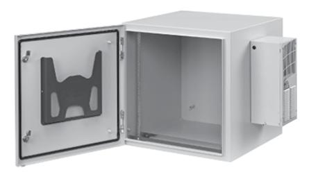 ProTek Solid Door AC, NEMA Type 4, 12 - PTRS242424G4A
