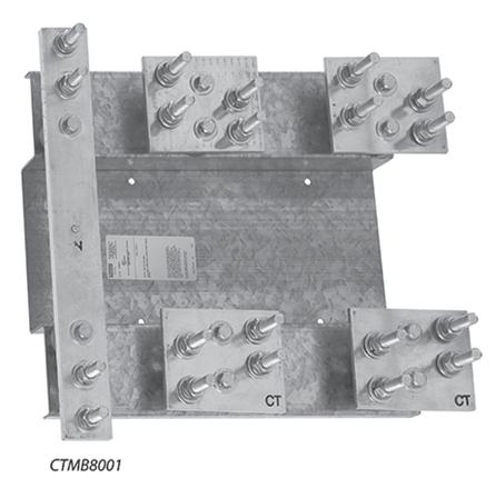 HOFF-E CTMB4001L CT Mounting Base 4
