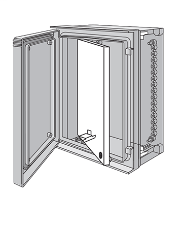 Swing-Out Panel - UU5040SP