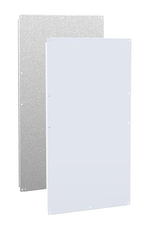 Hoffman A72PM66G 60 x 60 Inch Galvanized Steel Enclosure Panel