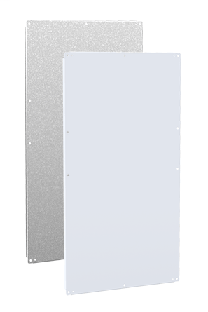 Panels for Large Bulletin A27, A28, A28S4 and A34 Multi-Door Enclosures - A72PM34