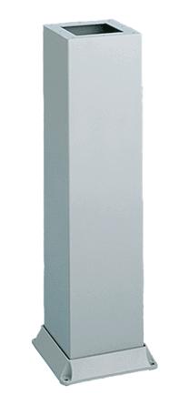Hoffman AP23B88 23 Inch Tall Bolt-Down Pedestal