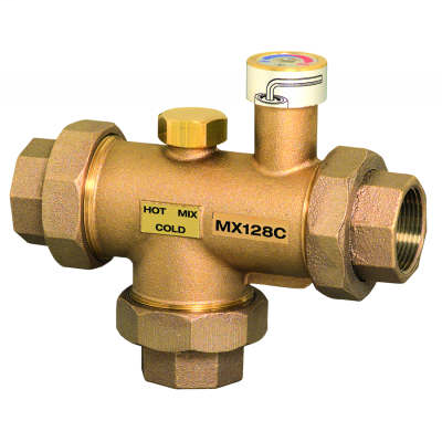 1 1/4 in NPT MX Mixing Valves