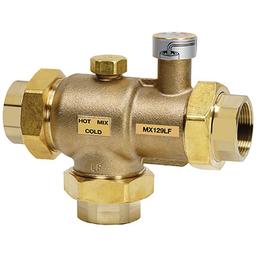 1 1/4 in. NPT Lead-free mixing valve