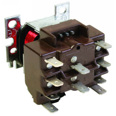 12 VA General Purpose Relay with DPDT switching action
