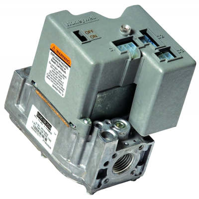 """Direct Hot Surface Ignition SmartValve® Control. Slow Opening. Set 3.5"""" WC. 17 sec HSI Warm-Up."""