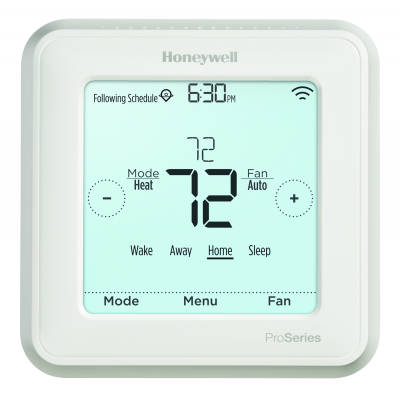 HON TH6220WF2006 LYRIC T6 PRO WI-FI PROGRAMMABLE TSTAT