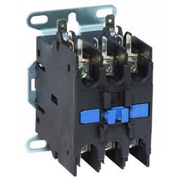 208 or 240 Vac 3 Pole Contactor