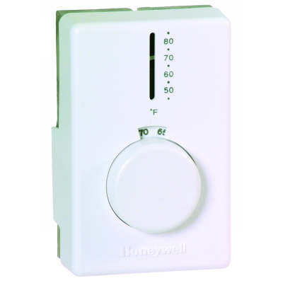 HON T4398B1029 THERMOSTAT HIGH PERFORMANCE ELECTRIC HEAT 120V AC 208V AC 240V AC 277V AC