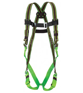 Friction buckle shoulder straps and tongue buckle legs straps - universal E650-4/UGN