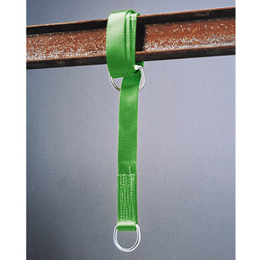 6-ft. length, 1 2-in. D-ring and 1 3-in. D-ring, green 8183/6FTGN