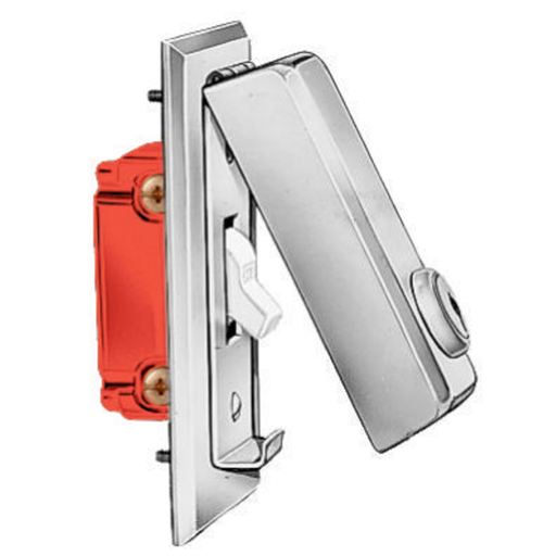 Hubbell Hbl96061dch Locking Switch Cover Attachment