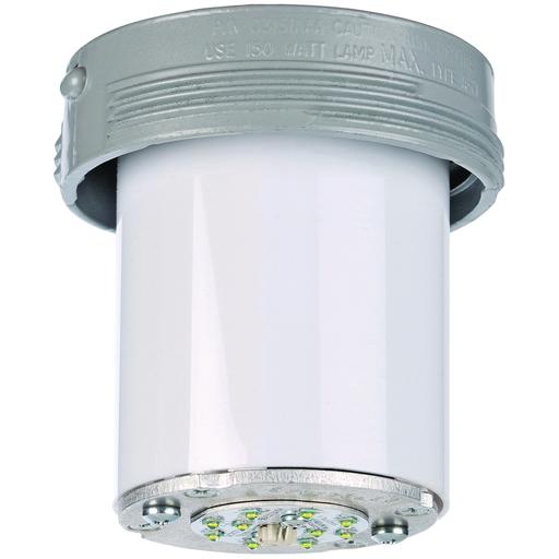 KIL VSL1330 13W LED 120/277V VAPOR FIXTURE  BODY LESS GLOBE & CAP