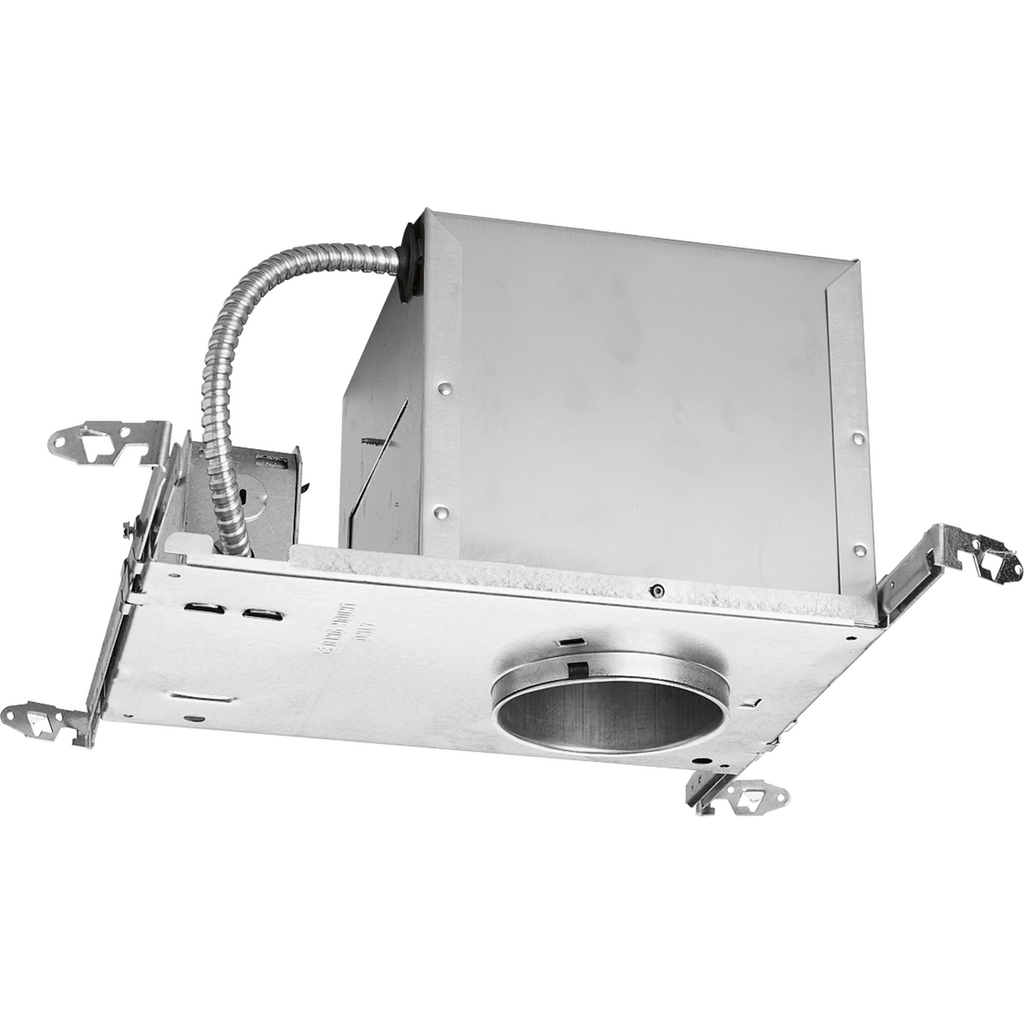 """PROG P831-AT 4"""" INCANDESCENT NEW CONSTRUCTION AIR-TIGHT, IC HOUSING"""