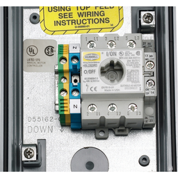 Hubbell Hblds3ac Disconnect Sw