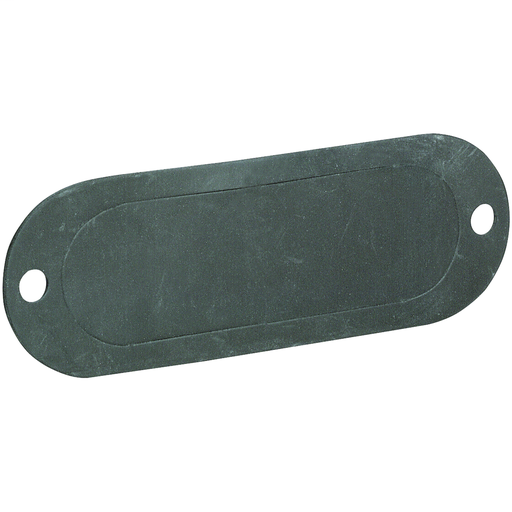 "1/2"" Neoprene O Series Cover Gasket"