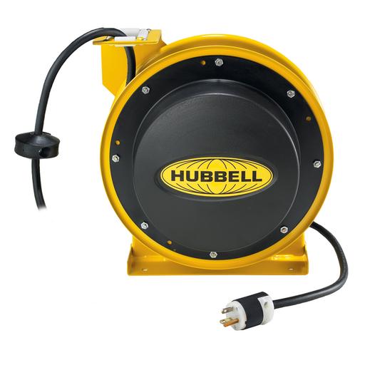 HUBW HBL45123 IND 45 12/3 CORD REEL